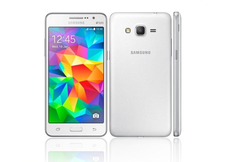 Samsung Galaxy Grand Prime 4G Smartphone