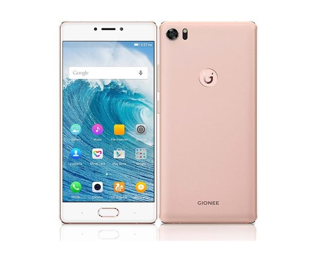 Gionee S8 Dual SIM Android Smartphone
