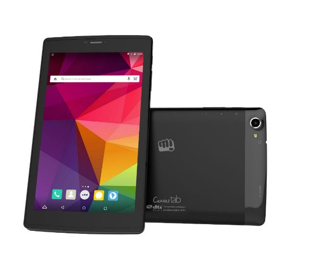 Micromax Canvas Tab P702 Calling Tablet