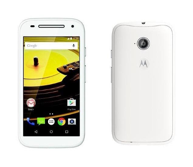 Moto E (2nd Gen) 4G Dual Sim Smartphone