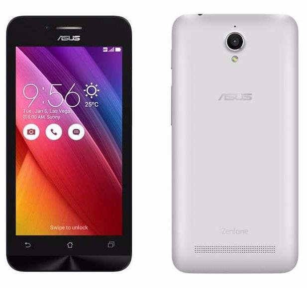 Asus ZenFone Go 5.0 LTE Smartphone