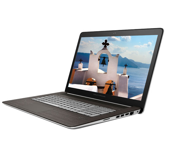 HP ENVY 17-R003TX Touchscreen Laptop