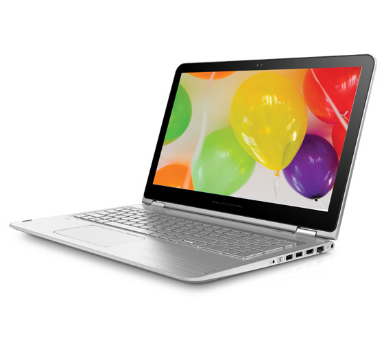 HP ENVY X360 15-W102TX Laptop