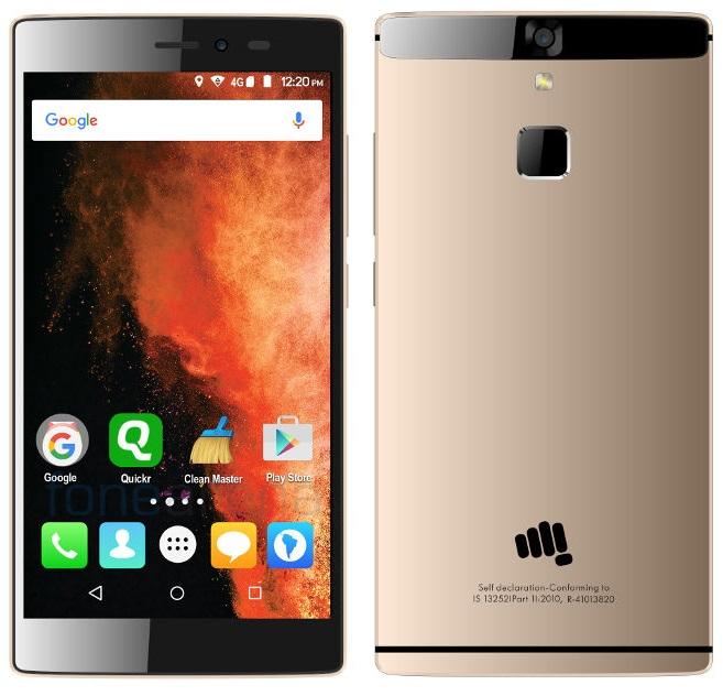 Micromax Canvas 6 Smartphone