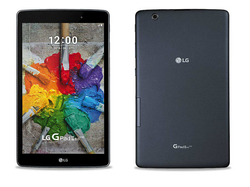 LG G Pad III 8.0 Tablet