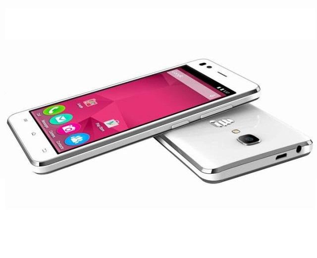 Micromax Canvas Selfie 4 Smartphone