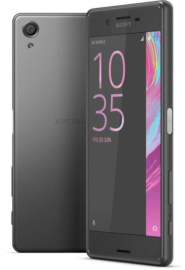 Sony Xperia X Dual Smartphone