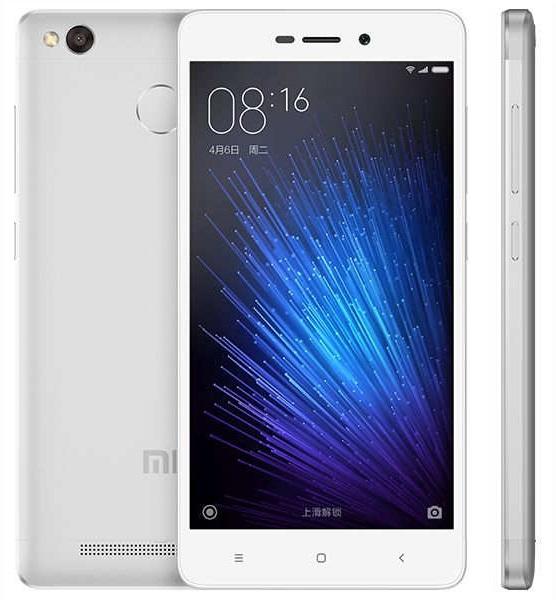 Xiaomi Redmi 3X Smartphone