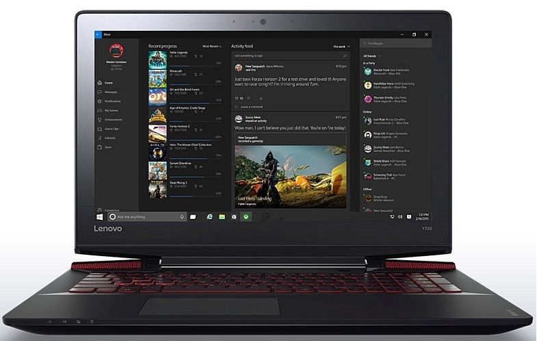 Lenovo Ideapad Y700 Laptop