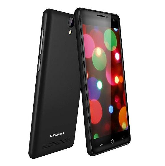 Celkon Millennia Ufeel Smartphone