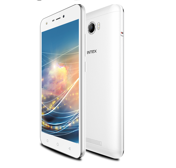 Intex Cloud Q11 Smartphone