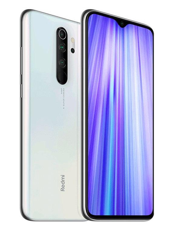 Redmi Note 8 Pro Smartphone - 8 GB RAM & 128 GB Memory
